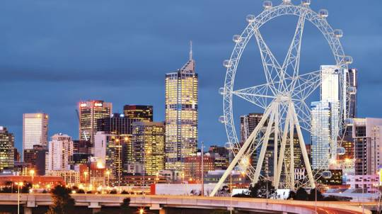 Melbourne Star Observation Wheel Day and Night Ride Combo