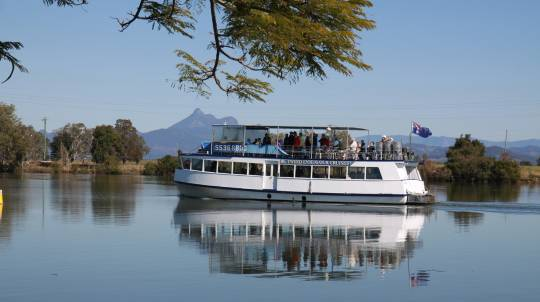 Tweed River and Rainforest Cruise with Morning Tea and Lunch