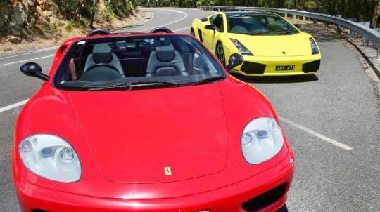 Drive a Ferrari - 60 Minutes