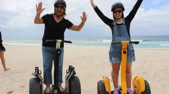 Gold Coast Segway Adventure Tour - 60 Minutes