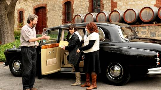 Barossa Valley Classic Car Wine Tour - For 2 - Weekend
