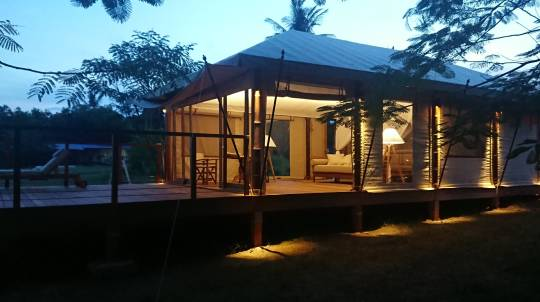 3 Night Romantic Glamping Getaway - Midweek - For 2