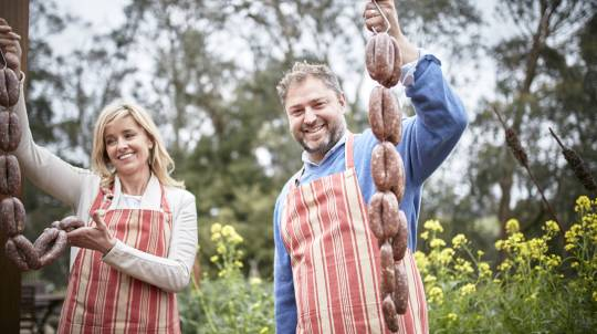 Handmade Sausage Making Cooking Class