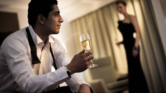 Luxury Date Night at Marriott Hotel - For 2