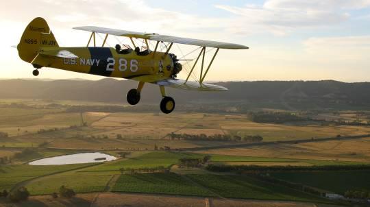 Boeing Stearman Scenic Joy Flight - 20 Minutes