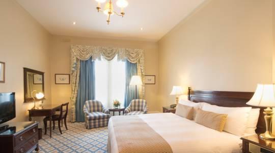 The Hotel Windsor Overnight Getaway with Breakfast