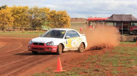 6 Lap Rally Drive Plus 1 Bonus Hot Lap - Melbourne
