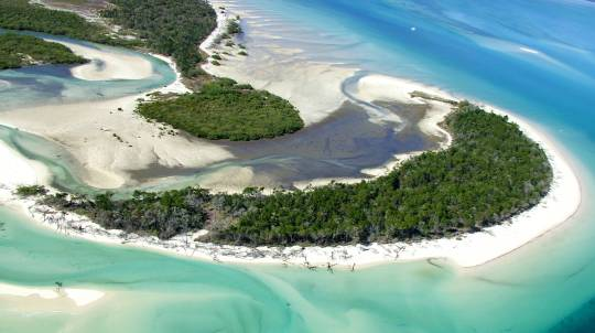 Fraser Island Scenic Flight and 4WD Hire Package - For 2