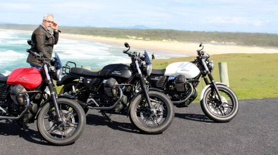 North Coast Motorbike Tour with Lunch - Full Day