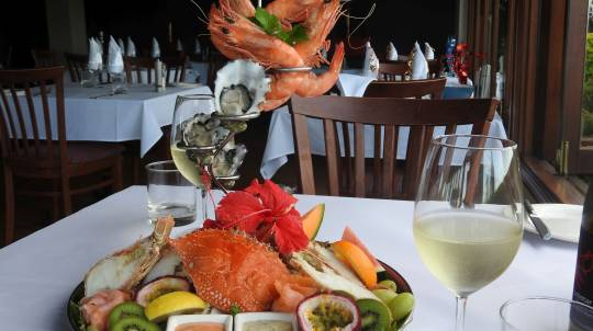 Seafood Feast in the Sunshine Coast Hinterland - For 2