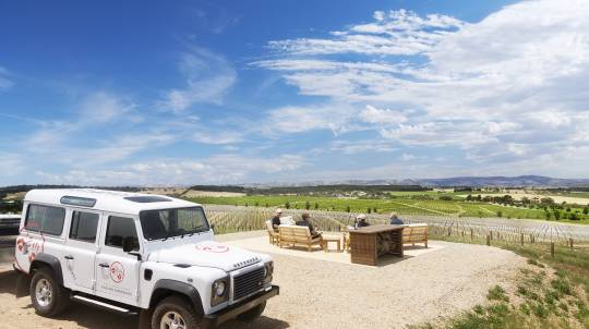Luxury Barossa Vineyard Tour with Tastings - For 2