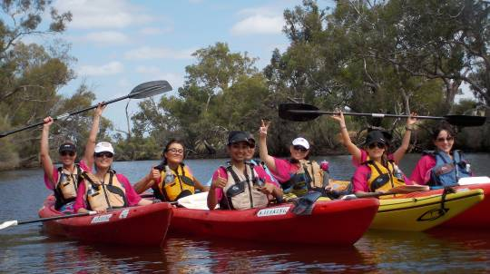 Kayak Wine Tour with Picnic Lunch - For 10