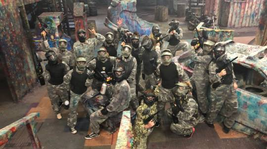 2 Hour Indoor Paintball Experience