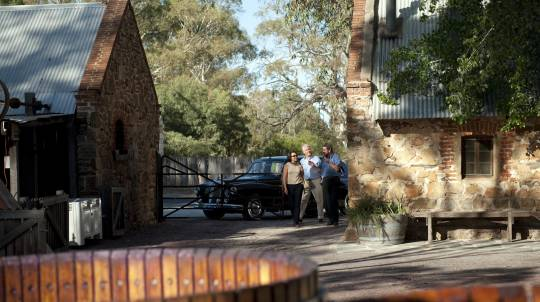 Barossa Valley Classic Car Wine Tour - For 4 - Weekday