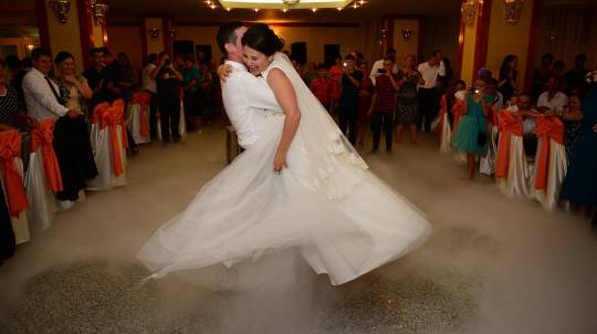 Private Wedding Dance Classes - 4 Sessions - For 2