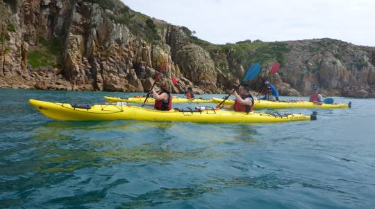 Sea Kayak Phillip Island - Full Day