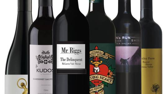 Red Wine of Australia Six Pack
