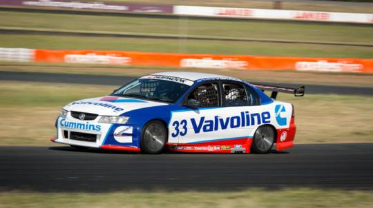 V8 Race Car Drive and Hot Laps Combo - 9 Laps - Brisbane