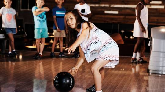 Bowling with Pizza, Chips and More- Family- Surfers Paradise