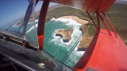 Bay of Islands Biplane Flight For Two - 15 Minutes - For 2