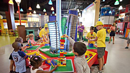LEGOLAND Discovery Centre - Day Pass