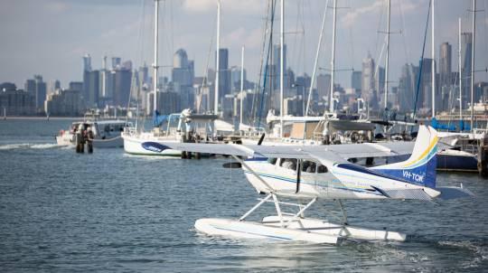 Melbourne Way Out West Seaplane Flight - 25 Minutes