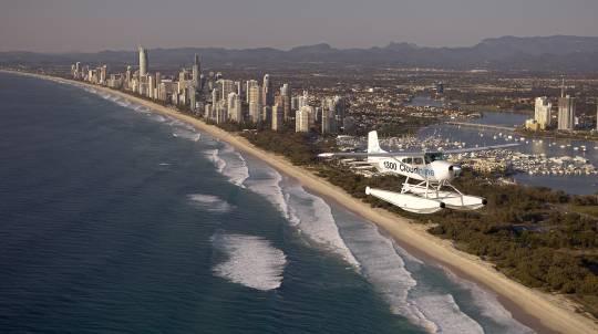 Scenic Seaplane Flight Over the Gold Coast - 30 Minutes