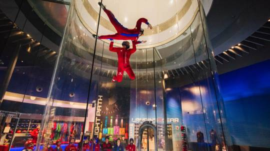 iFLY Brisbane Indoor Skydiving - 2 Flights