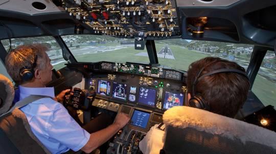 Boeing 737-800 Flight Simulator - Weekday - 30 Minutes