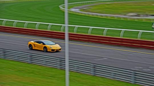 Lamborghini Race Track Driving Experience - 4 Laps