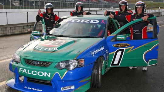 V8 Race Car Driving - 8 Laps - Darwin - NT