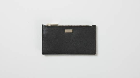 Leather Pocket for Keys, Card and Phone - Various Colours