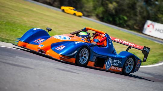 Radical Race Car Hot Lap Experience - QLD Raceway - 3 Laps