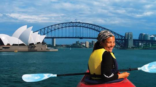 Sydney Harbour Kayak with Lunch