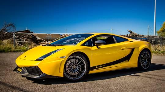 Lamborghini Gallardo Superleggera Ride