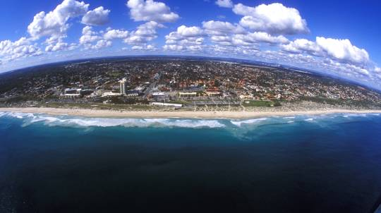 Helicopter Joy Flight - Jandakot To Fremantle