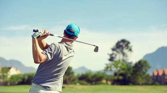 Private Seaside Golf Lesson with PGA Professional