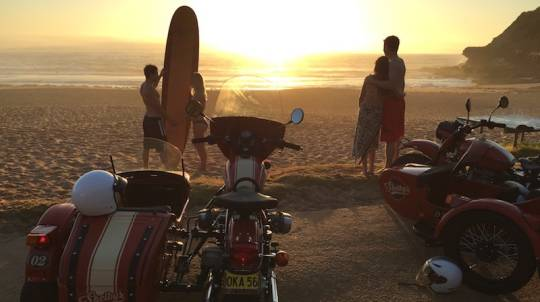 Sydney's Greatest Hits in Private Sidecar Tour - For 2