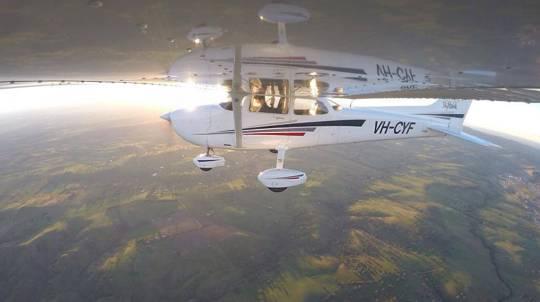 30 Minute Flight over Bathurst - For up to 3