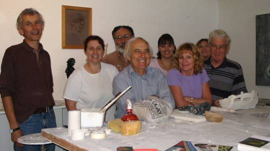 Pottery and Sculpture Workshop - 2 Classes