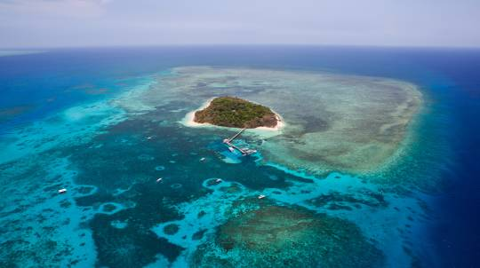 Port Douglas and Reef Scenic Flight - 60 Minutes