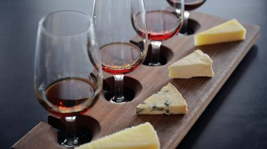 Cheese Tasting and Wine Matching Workshop - For 2