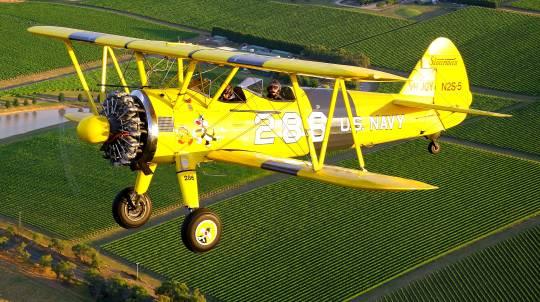 Boeing Stearman Scenic Joy Flight - 30 Minutes