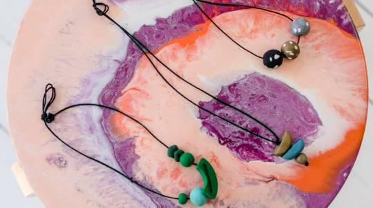 Polymer Clay Jewellery Workshop - Brisbane, QLD