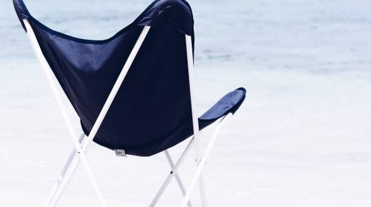 Capri Outdoor Folding Chair