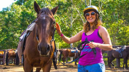 Quad Biking and Horse Riding Combo Experience