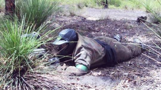 Paintball Experience - 500 Paintballs - Muchea, WA - For 2