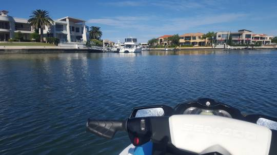 30 Minute Jet Ski Guided Ride - For 2