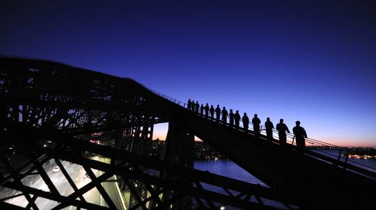 Sydney Harbour Bridge Dawn Climb - Child