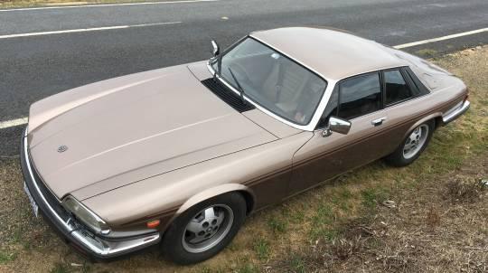 1985 Jaguar XJS Full Day Car Hire